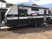2017, Elite, Hume Family Van 2200 FV, Sleeps 8-10 UNUSED! Geelong Geelong City Preview