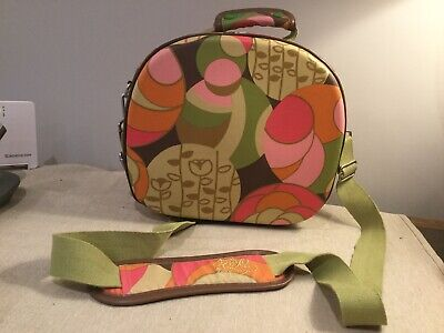 Roxy Retro Style carry hand luggage bag