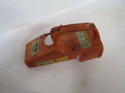 Stihl Ts400 Ts 400 Concrete Chop Saw Top Handle Cap Cover Used Oem 42230840900