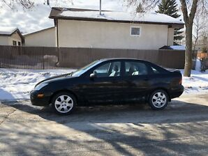 2001 Ford Focus 128,000kms