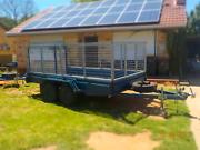 12x6 cage trailer hire Elizabeth Vale Playford Area Preview