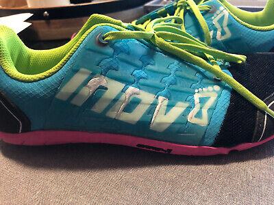 Inov8 Unisex Adult Barefoot Running Shoe BlueBlack Bare-XF 210 Men 8.5 Women 10