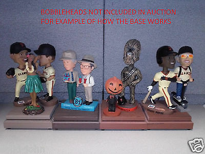 Collectors Display Stand base case for Bobblehead - Autobobble Bobblematic