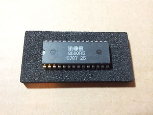 MOS 8580 SID CHIP MOS8580 VERY RARE! Low Stock ( MOS 6581 )