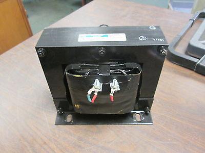Micron Control Transformer E3ko-0075-3 3 Kva Pri 240480v Sec 120v Used