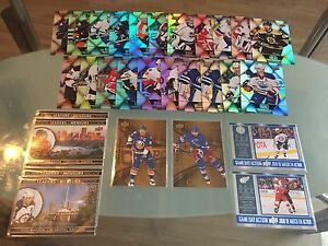 Carte de hockey 16-17 Tim Horton Lot de 29 cartes