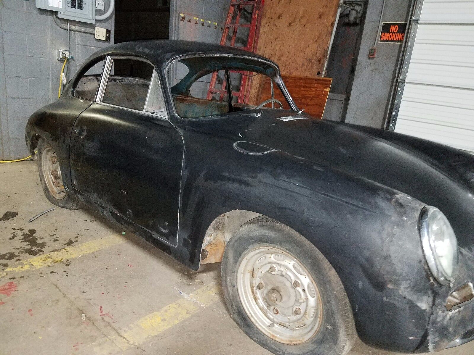 1963 Porsche 356 B 1963 Porsche 356B