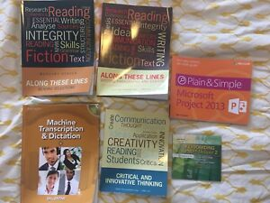 Executive Office Administration Books