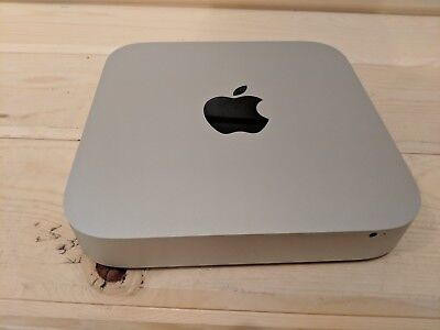 Apple Mac mini A1347 Desktop - MD387LL/A (October, 2012) - 8GB RAM
