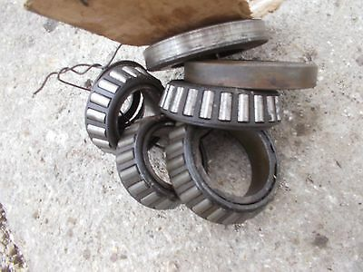 Ford 960 Gas Tractor 4 Axle Bearings 2 Pieces