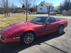 1989 Chev Corvette