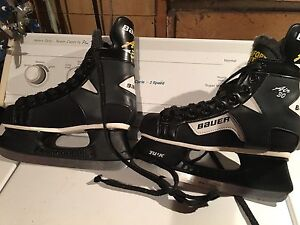Bauer Ice skates  Cambridge Kitchener Area image 1