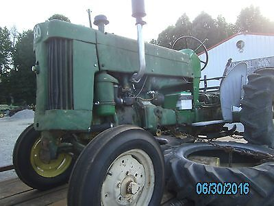 Jd John Deere 430u Utility Tractor
