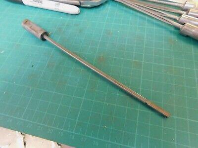 """Eldorado .5000 x 12.5/"""" Carbide Tipped Gun Drill"""