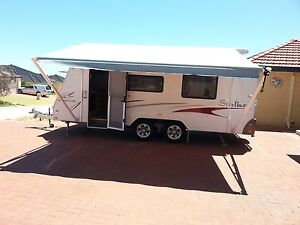 2008 Jayco Stirling Caravan Ashby Wanneroo Area Preview