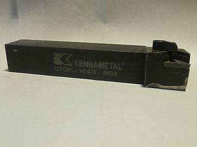 Kennametal Ctgpl-164d Ng3  Lathe Tool Holder