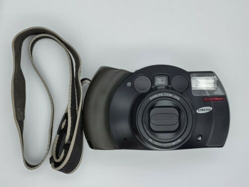 Samsung ECX1 Panorama 35mm , Point-Shoot 38-140mm, Point Design by F A Porsche