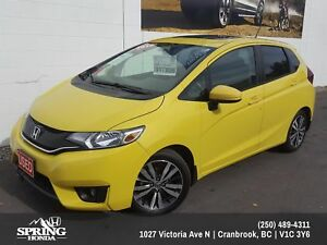2016 Honda Fit EX $122 Bi-Weekly