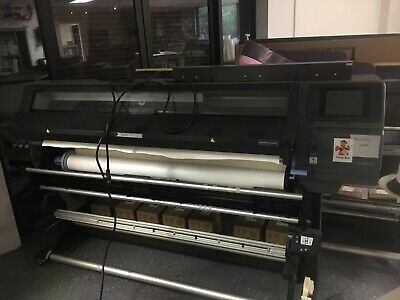 Hp Latex 370 Printer 64 Wide Format 3l Ink System