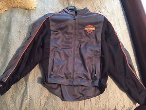 Men's Harley Davidson Riding Jacket Large