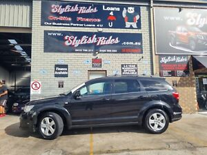 2012 DODGE Journey 7 SEATER LOW KLMS FROM ONLY $65PW EASY FINANCE  Slacks Creek Logan Area Preview