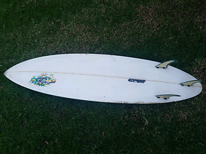 SURFBOARD THRUSTER Unanderra Wollongong Area Preview