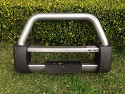 Nissan D40 nudge bar NO brackets Thornleigh Hornsby Area Preview