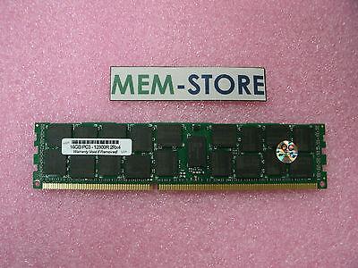 Snpt8xr5c/16g 16gb Ddr3 1600mhz Pc3-12800r Memory Dell Po...
