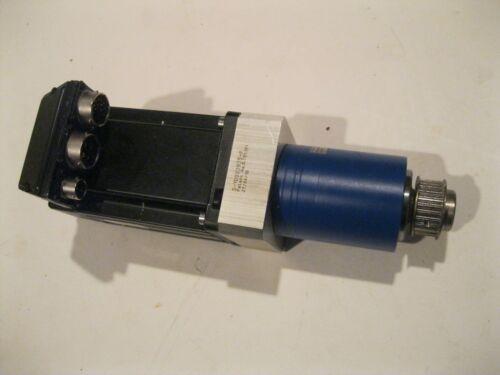 ALLEN-BRADLEY-MPL-B310P-MJ24AA BRUSHLESS SERVO MOTOR W/ WITTENSTEIN GEAR REDUCER