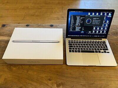 Apple MacBook Pro with Retina display 2015 8GB Ram 128GB SSD