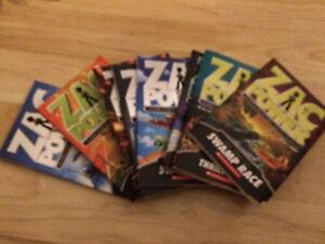 Zac books