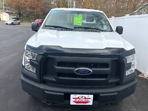2016 Ford F-150 XL REG CAB 4WD 8 FOOT BOX