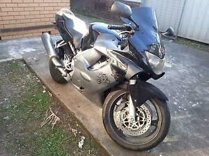 1999 Honda CBR600F4 Pendle Hill Parramatta Area Preview