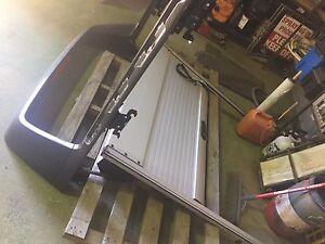 Ranger wildtrack aluminium roller slider lockable with sport bar Boronia Knox Area Preview