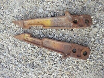 Farmall Ih 2pt Large Pocket 300 350 400 450 460 560 Tractor Hitch Slide Prongs
