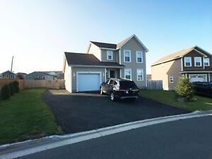 13 Hollyberry Dr.-Furnished 4bdrms two-story premium home