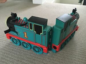 Thomas the Tank Engine Storage case and Trains Cobbitty Camden Area Preview