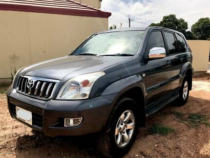 2006  Toyota Prado GXL, 98k ODM only! As good as new, one owner