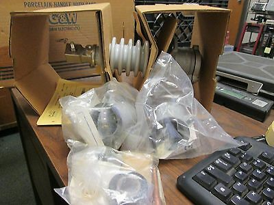 Gw Slip-on Terminator Pat-1701 15kv New Surplus