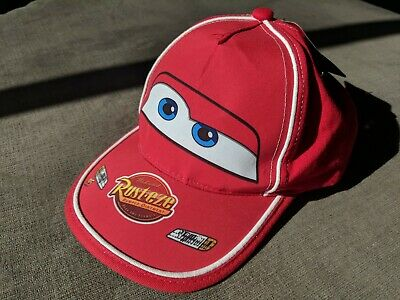 Lightning McQueen Rust-eze Cars Rusteze Boys and Girls Baseball Cap