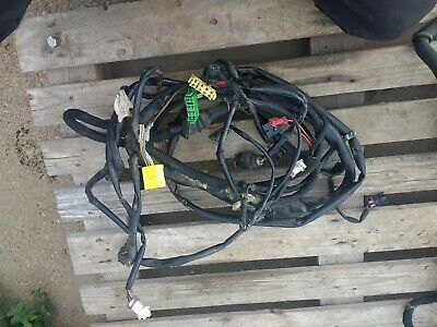 AUDI 80 CABRIOLET FINAL EDITION HEADLIGHT FOG LIGHT WIRING LOOM