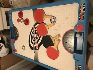 Kids air hockey table - electric