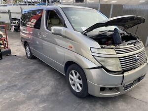 Wrecking Nissan Elgrand e51 spares dismantling Kingswood Penrith Area Preview