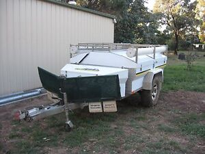 Camper Trailer (Off-Road, Hard-Shell) Riddells Creek Macedon Ranges Preview