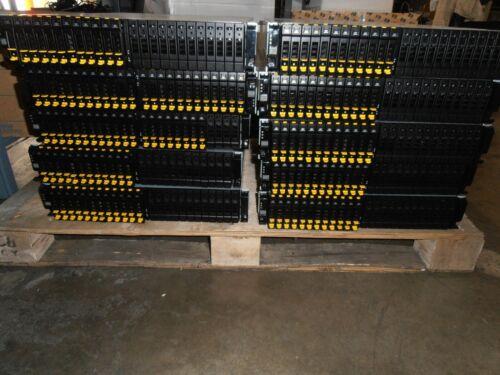 "LOT OF 10 HP 3PAR QR490-63012 3PARA-ST1111 24-SLOT SAS 2.5"" DISK ENCLOSURE"