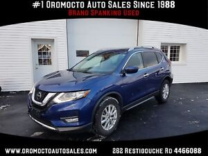 2018 Nissan Rogue SV Includes Winter Tires & Rims OR Vacation...