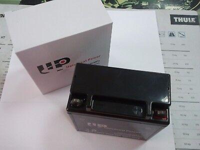 GEL-Batterie 12 Volt 5Ah wartungsfrei Akku  für Simson S51 S50 S53 SR50 SR80    12 Volt Universal-akku