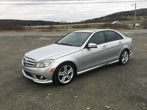 2010 Mercedes-Benz C300, 4 MATIC