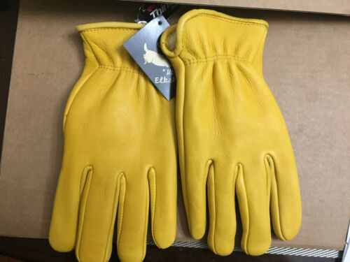 Elkskin Thinsulate Lined Winter  Gloves you choose size