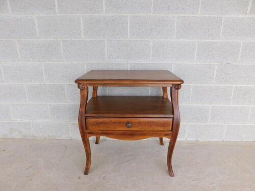 Hooker Furniture 1 Drawer End Table / Nightstand